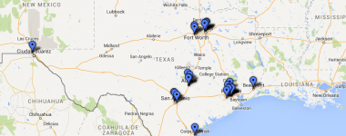 Abortion Clinics in Texas