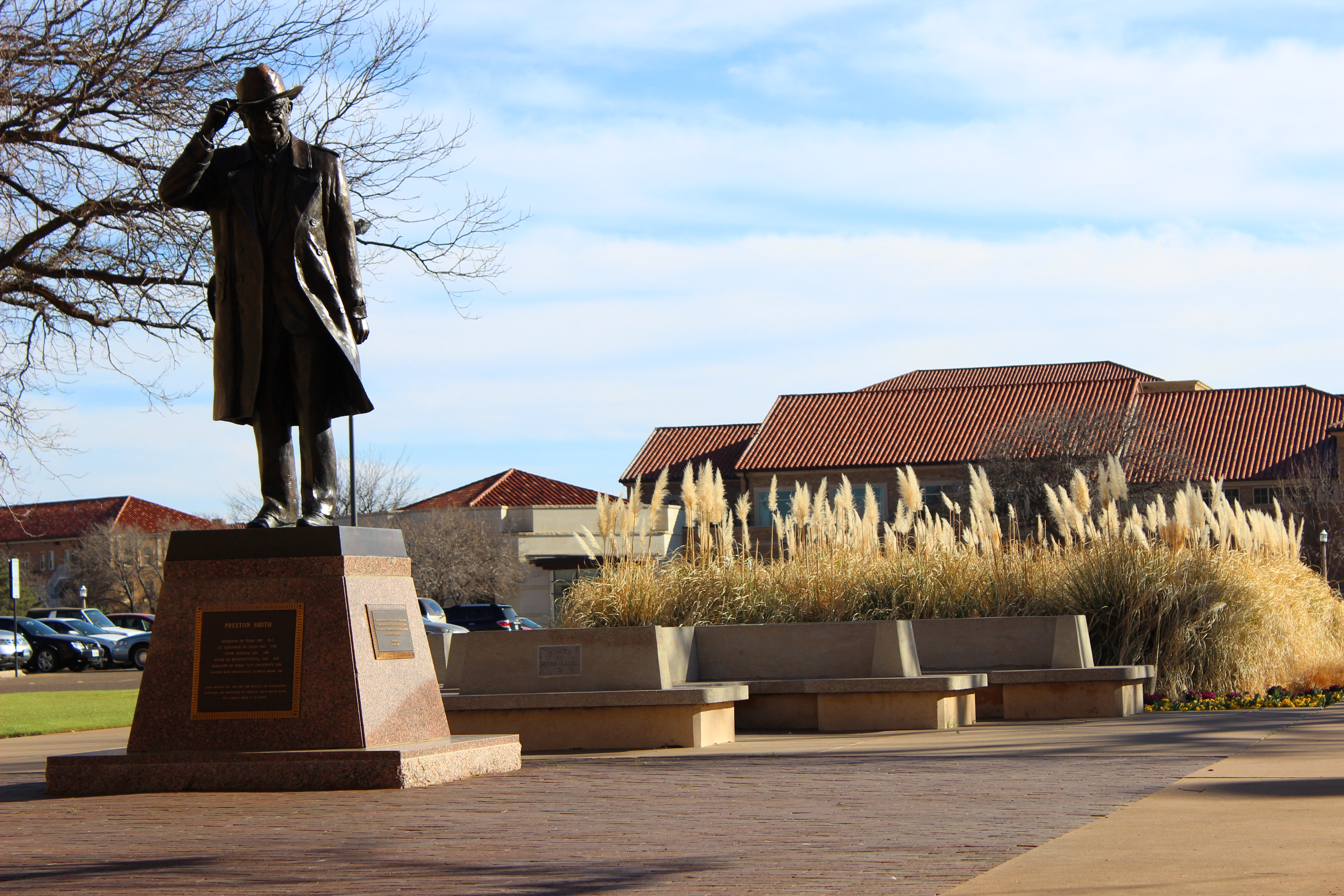 a guide to public art on the texas tech campus the hub ttu. Black Bedroom Furniture Sets. Home Design Ideas
